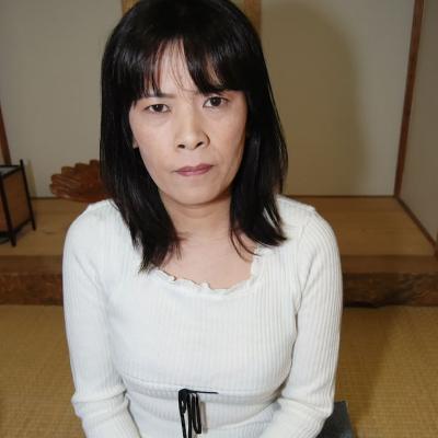 轟木由美子47歳 ゴリラ顔だけど垂れ乳豊満ボディは超エロい!『3年ぶりの中出しセックス』