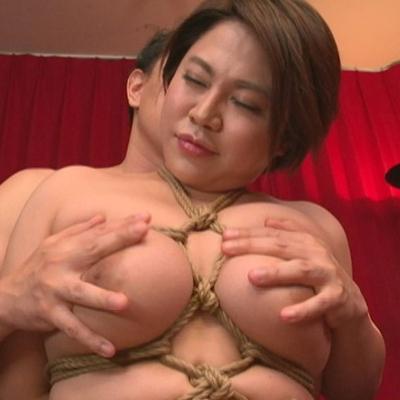橘りょう33歳 爆乳豊満女は変態プレイ大好き『初アナルSEXデビュー 淫乱すぎる新人熟女優』