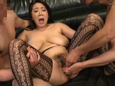 島津かおる46歳 関西弁の豊満垂れ乳エロ熟女 『感じすぎていっぱいおもらしごめんなさい…13』