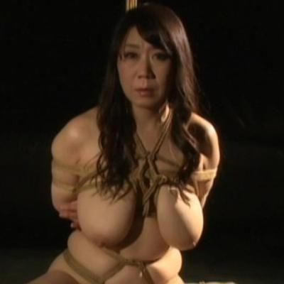 島津かおる46歳 関西弁の豊満垂れ乳淫乱熟女 『感じすぎていっぱいおもらしごめんなさい…13』