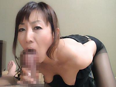 性豪熟女伝 猛烈ズボフェラおばちゃん
